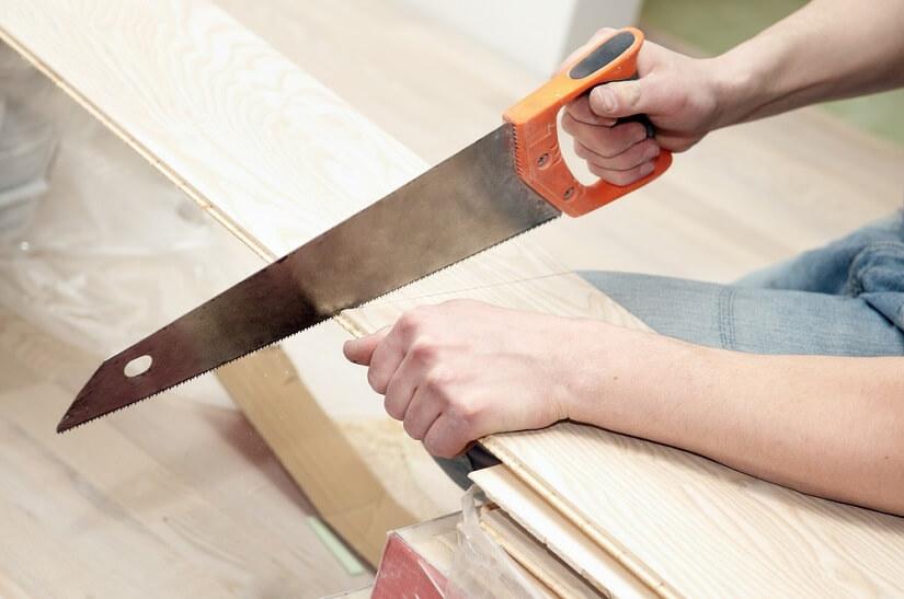 serrucho para madera