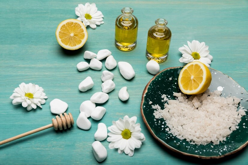 como limpiar la plata con sal y limon